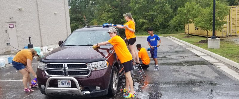 LOGICoyote washes cars to gain funding