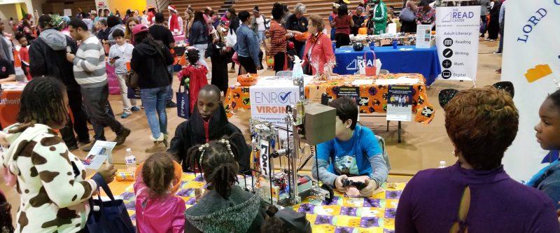 LOTB Outreach October 2018 at Senator McClellan's Harvest Festival